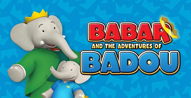 Babar and Badou Banner