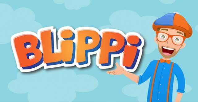 Blippi Banner