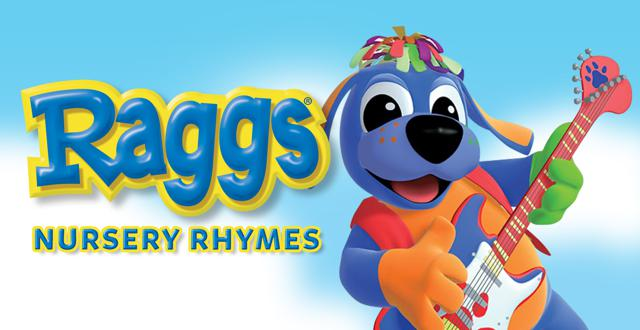 Raggs Nursery Rhymes Banner
