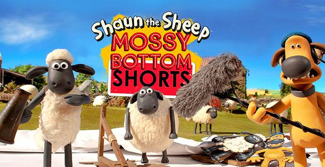 Shaun the Sheep Banner